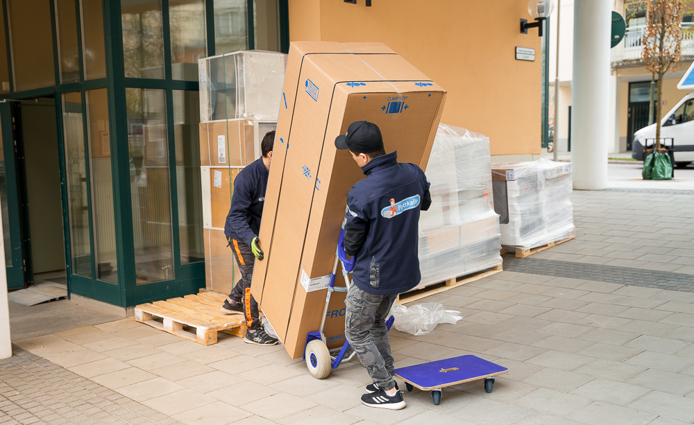 Förbered möbler inför din flytt